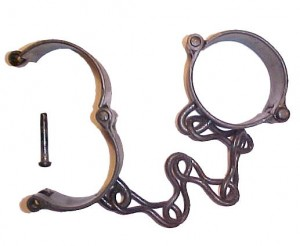 Ancient Roman shackles